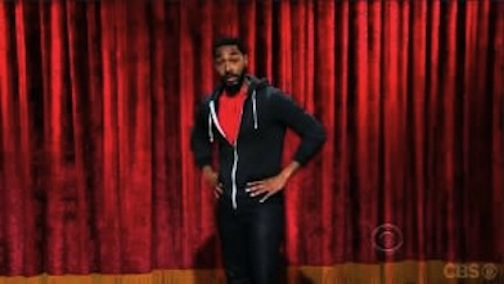 Tone Bell on Late Late Show with Craig Ferguson