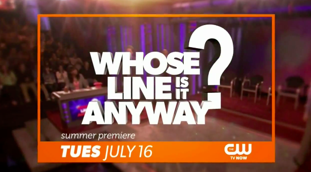 "First look: ""Whose Line Is It Anyway"" 2013 celebrates CW's 90210"
