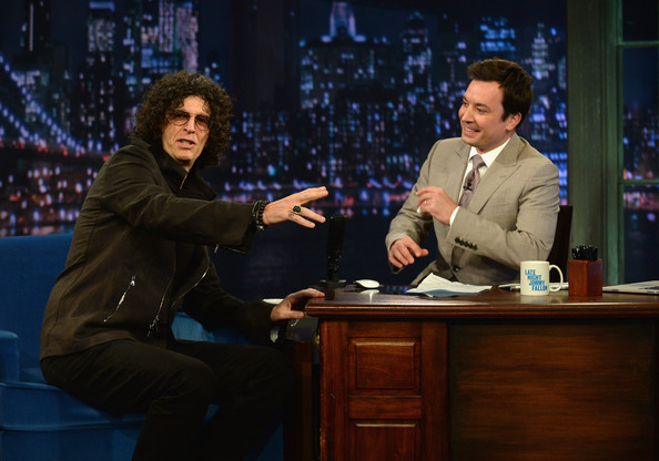 "Howard Stern offers Jimmy Fallon advice on taking over ""The Tonight Show"""