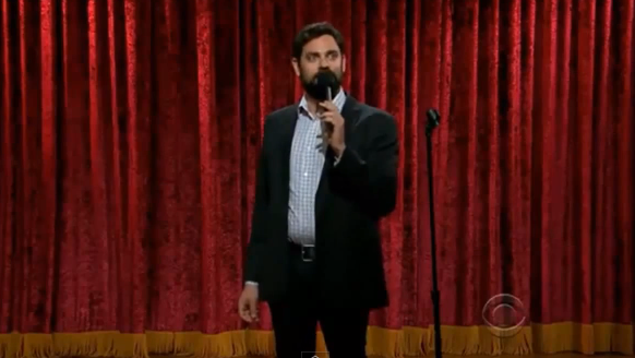 Barry Rothbart on Late Late Show with Craig Ferguson