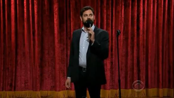 Barry Rothbart on Late Late Show with Craig Ferguson