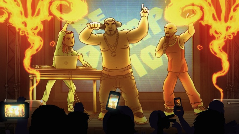 Chozen is chosen as FXX's first new sitcom; animated series debuts 2014