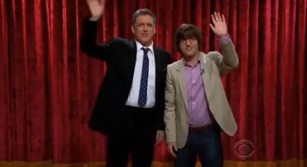 Matt Goldich's debut on Late Late Show with Craig Ferguson