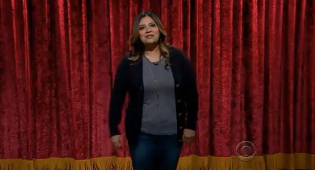 Cristela Alonzo on Late Late Show with Craig Ferguson