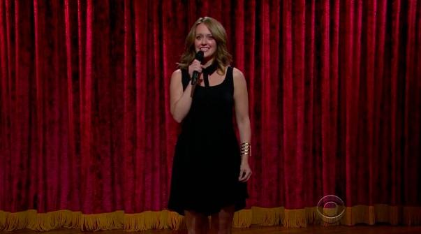 Sarah Tiana on Late Late Show with Craig Ferguson