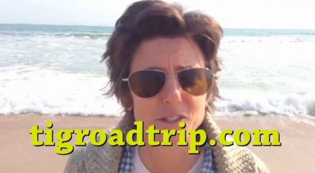 Showtime hits the road this summer with Tig Notaro for fan-picked stand-up tour, documentary