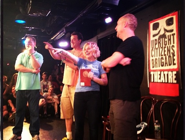 "In Their Own Words: Matt Besser, Ian Roberts and Matt Walsh on writing ""The Upright Citizens Brigade Comedy Improvisation Manual"""