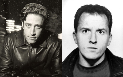 Looking back on mid-1990s TV panels with younger Jon Stewart, Louis C.K.