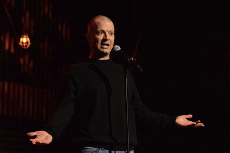 """Jim Norton speaks his dirty little mind as an """"American Degenerate"""" on EPIX, releases """"Please Be Offended"""" on CD"""