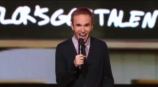 Taylor Williamson's semifinal performance on America's Got Talent 2013