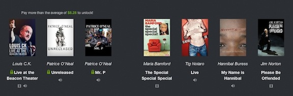 humblecomedybundle-selections