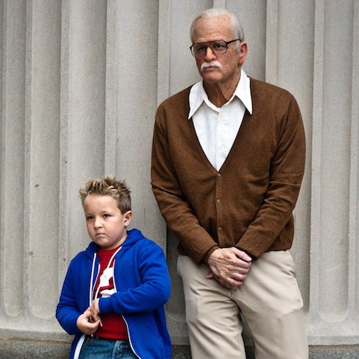 "Movie trailer, ""Jackass Presents: Bad Grandpa"""