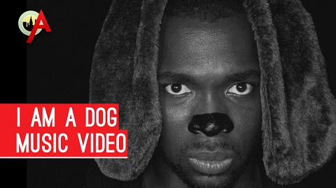 "Jay Pharoah flips Kanye West's ""I Am A God"" into ""I Am A Dog"" for this Above Average music video"