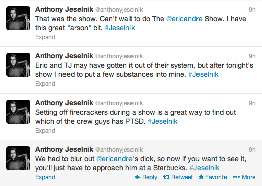 jeselnik-livetweets-eastcoast