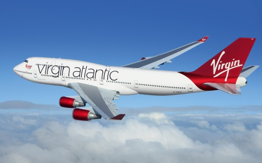 Virgin Atlantic to offer live comedy on UK flights to Edinburgh and Manchester