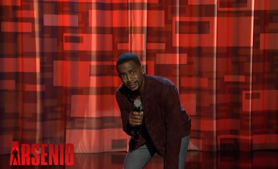 Bill Bellamy on The Arsenio Hall Show