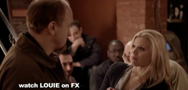 "Revisiting Louis C.K.'s ""Heckler"" story from FX's Louie #tbt"
