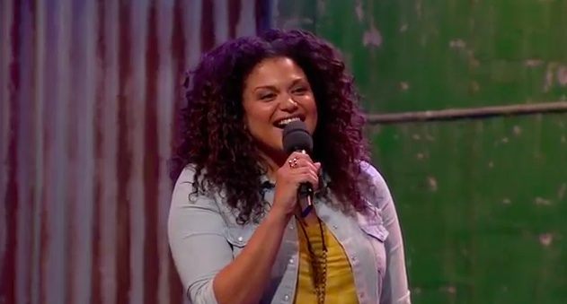 Michelle Buteau on Totally Biased with W. Kamau Bell