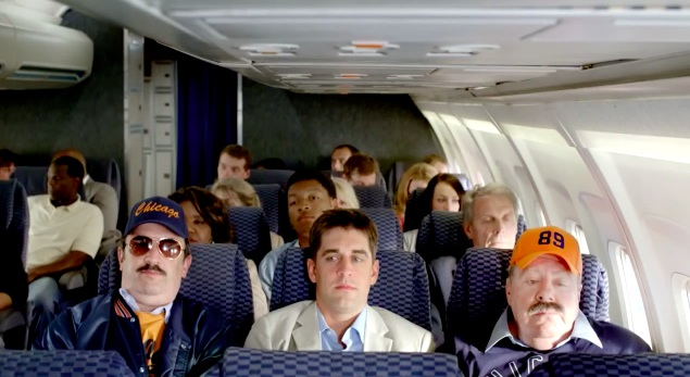 """Robert Smigel, George Wendt bring """"Da Bears"""" NFL Super Fans to State Farm commercial with Aaron Rodgers"""