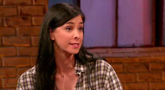 Sarah Silverman wonders why Comedy Central's #FrancoRoast targeted her age, as a woman