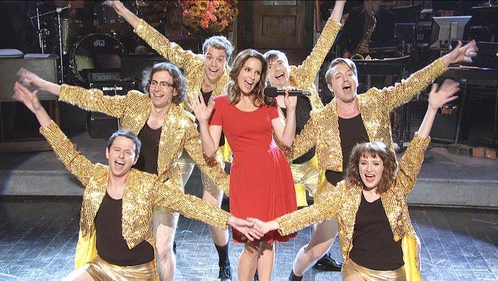 Saturday Night Live season premiere! SNL #39.1 RECAP: Host Tina Fey, musical guest Arcade Fire