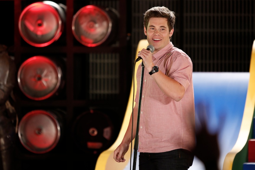 """Adam Devine on showcasing stand-ups in his Comedy Central """"House Party"""" and being a successful Workaholic"""