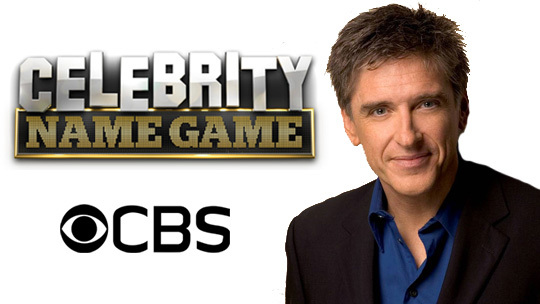 "Craig Ferguson to host syndicated game show ""Celebrity Name Game"" based on Identity Crisis board game"