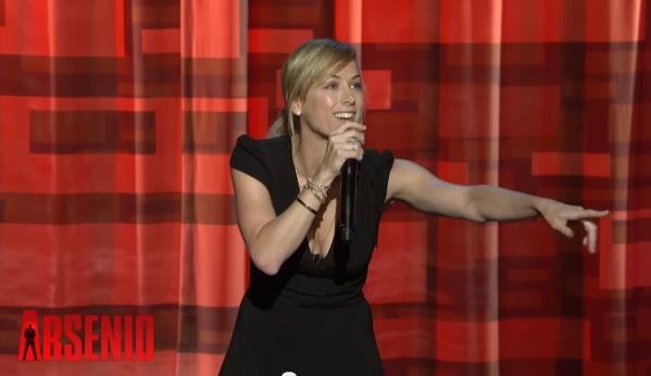 Iliza Shlesinger on The Arsenio Hall Show