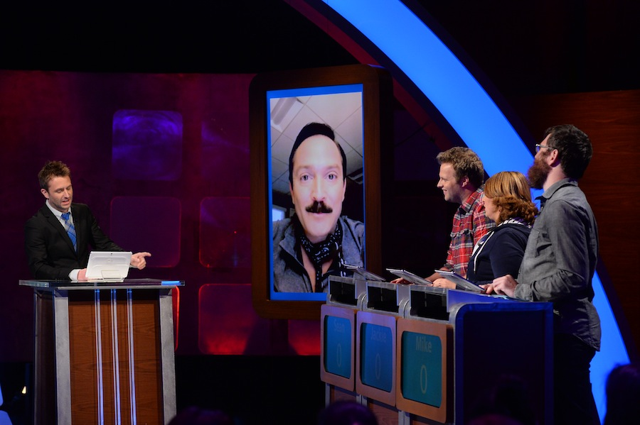 Sneak peek @midnight with Chris Hardwick, debuting Oct. 21, 2013, on Comedy Central