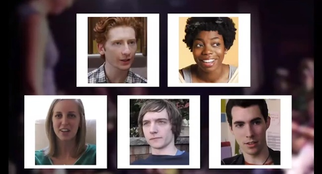 """""""On The Cusp, Off The Cuff,"""" a documentary film about improv comedians in NYC and the UCB"""