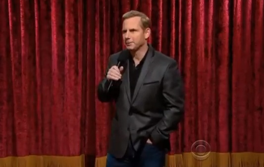 Tom Cotter on Late Late Show with Craig Ferguson