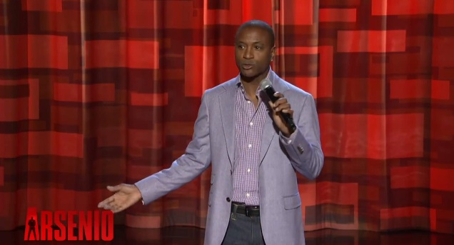 Tommy Davidson on The Arsenio Hall Show