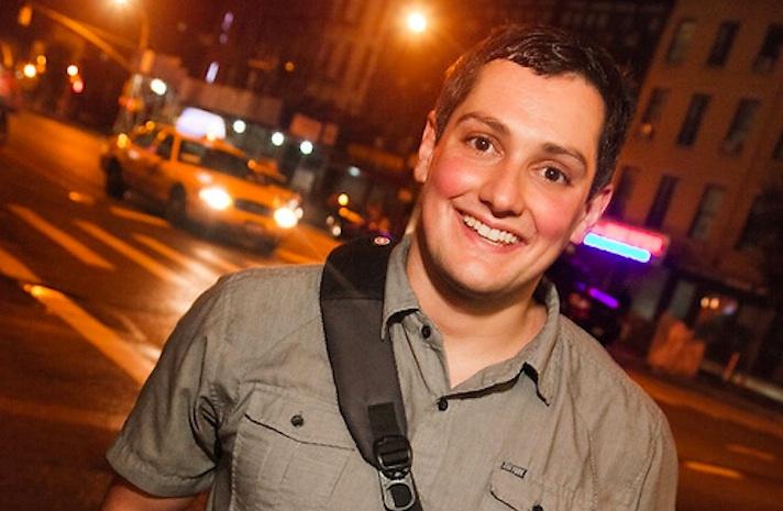 Meet Me In New York: Joe Machi