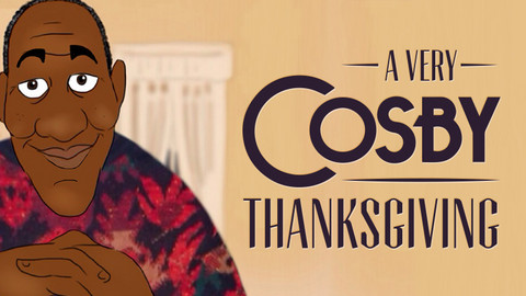 "Bill Cosby's very animated ""A Very Cosby Thanksgiving"""
