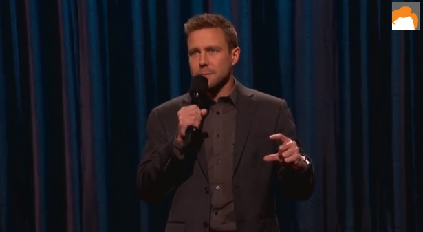 Adam Yenser on Conan