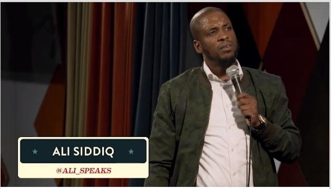 "Ali Siddiq wins Comedy Central's ""Up Next"" contest"