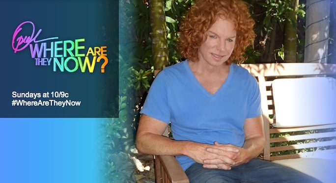 """""""Where Are They Now?"""" Oprah asks: Carrot Top hasn't gone anywhere, still headlining Las Vegas"""