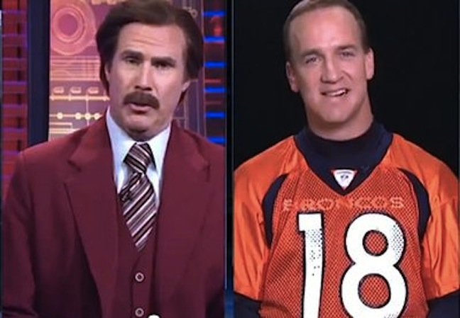 10 Promotional Opportunities Ron Burgundy Turned Down For Anchorman 2