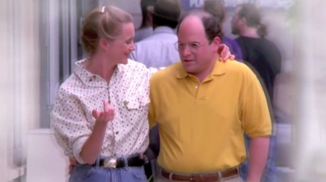 """Seinfeld2000 resets George Costanza's tragic love story as Arcade Fire music video, """"Here Comes The Night Time"""""""
