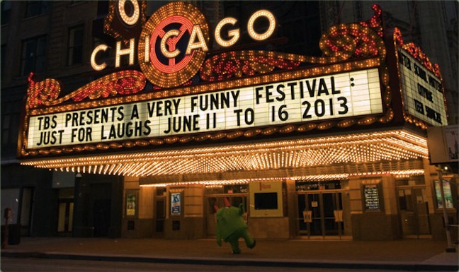 Just For Laughs skipping Chicago for 2014