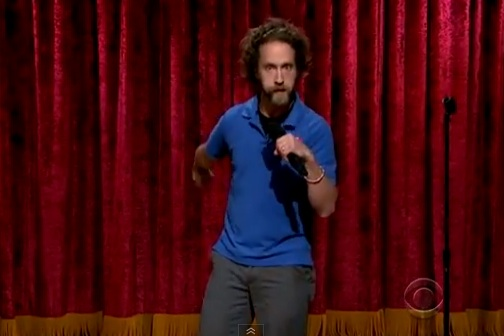 Josh Blue on Late Late Show with Craig Ferguson