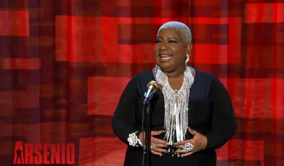 Luenell on The Arsenio Hall Show