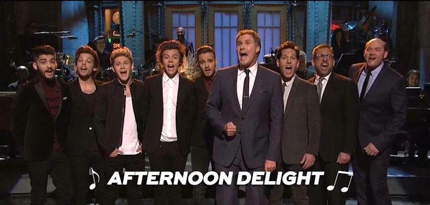 SNL #39.8 RECAP: Host Paul Rudd, musical guest One Direction
