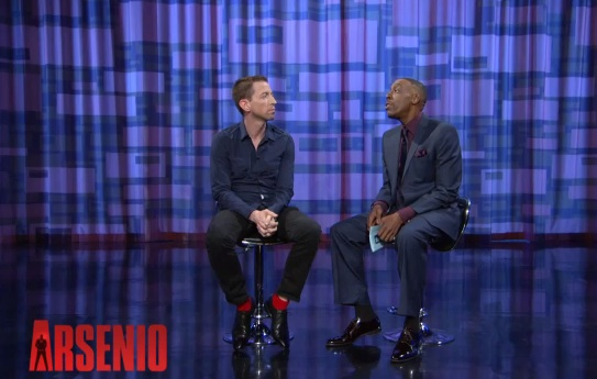 Neal Brennan on The Arsenio Hall Show