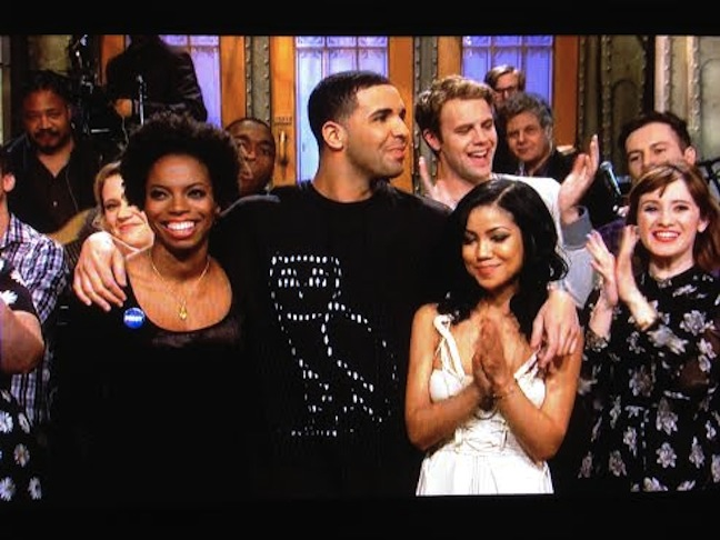 SNL #39.11 RECAP: Host and musical guest Drake (Sasheer Zamata's debut)