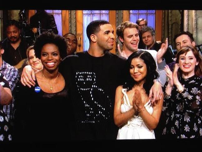 SNL #39.11 RECAP: Host and musical guest Drake (Sasheer Zamata's debut)