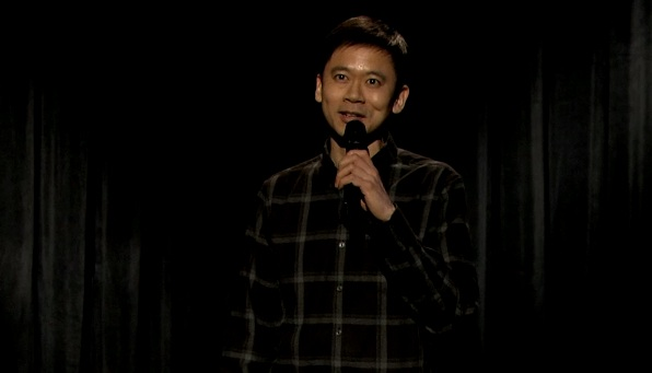 Sheng Wang on Late Night with Jimmy Fallon