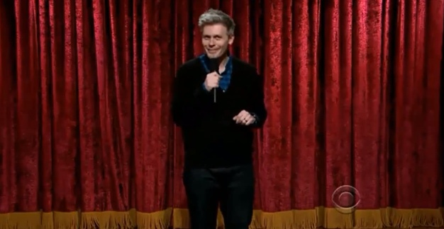 Christian Finnegan on Late Late Show with Craig Ferguson