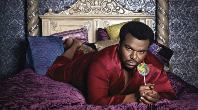 "NBC orders Craig Robinson's ""Mr. Robinson"" to series with initial six episodes"