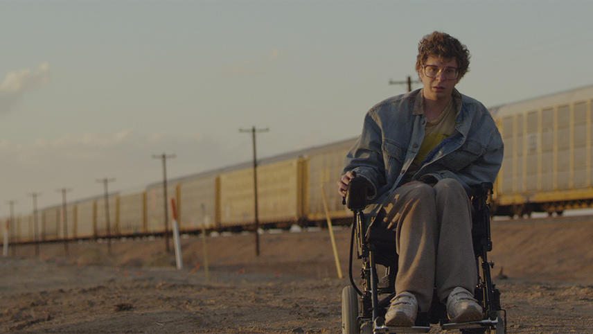 "Michael Cera's short film for JASH, ""Gregory Go Boom,"" wins Sundance jury award"